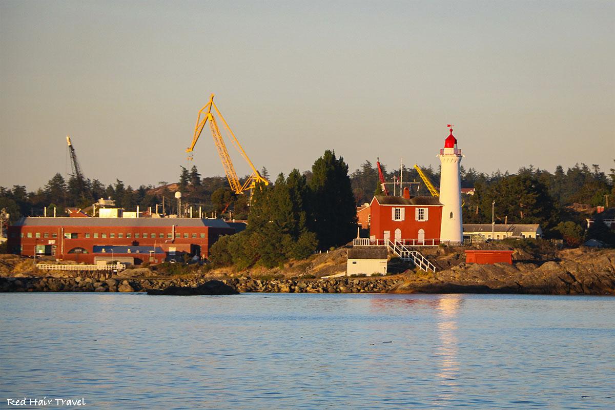 маяк, Виктория