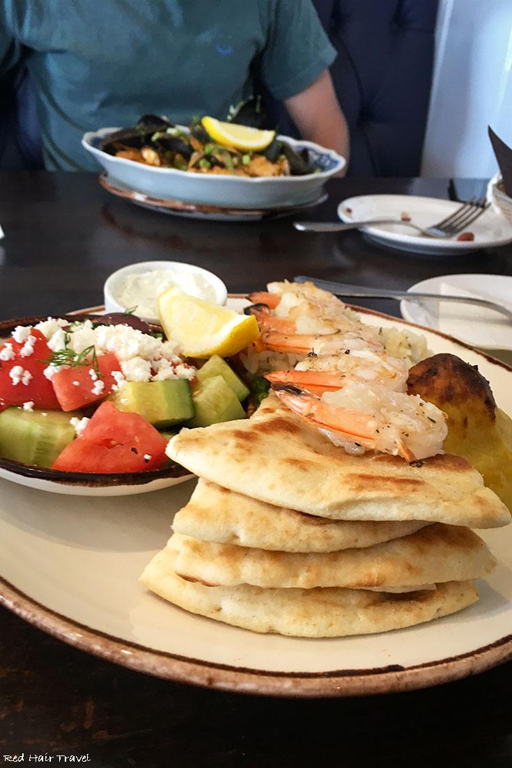 Daphne's Mediterranean Grill, саншайн кост