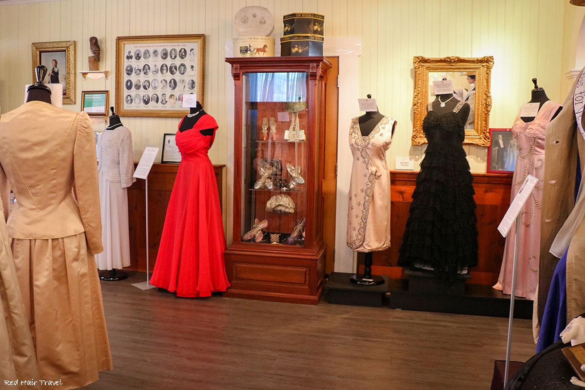 музей платьев, Дом Правительства, Виктория