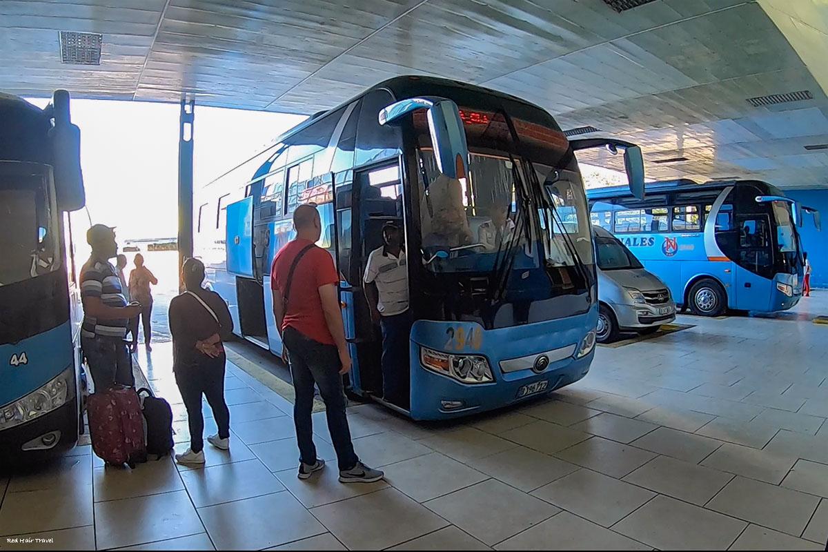 автобус Omnibus, Куба