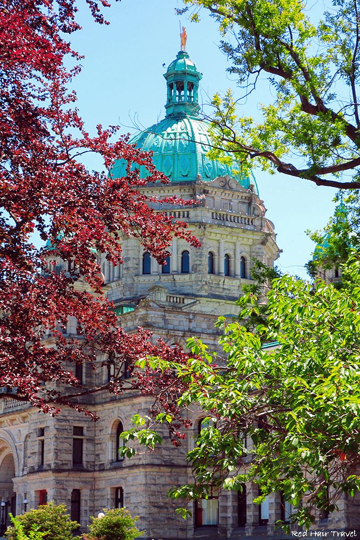 Парламент - Legislative Assembly of British Columbia