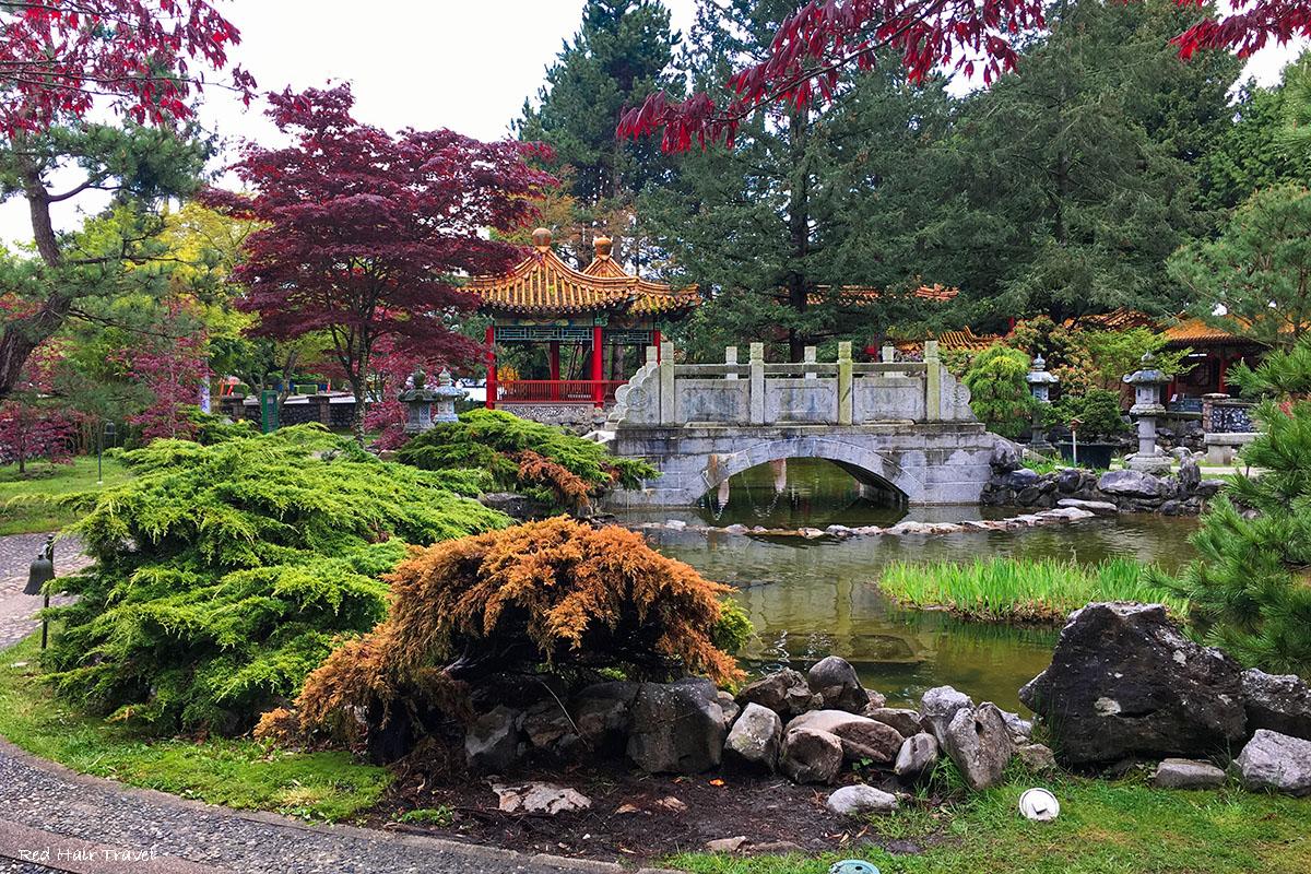 Буддийские храмы в Ричмонде, Канада