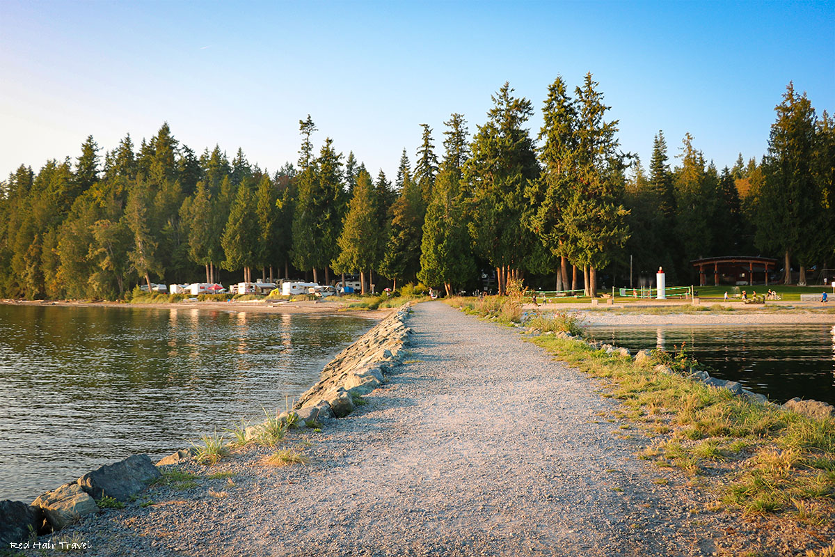 Парк Уиллингдон Бич (Willingdon Beach Park), саншайн кост