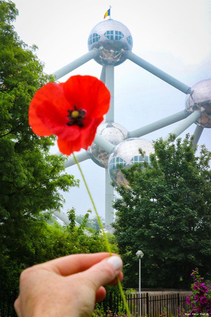 Атомиум, Брюссель