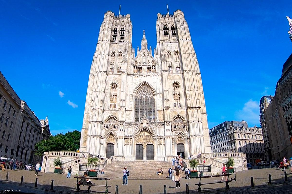 Брюссельский Собор Святого Михаила и Гудулы
