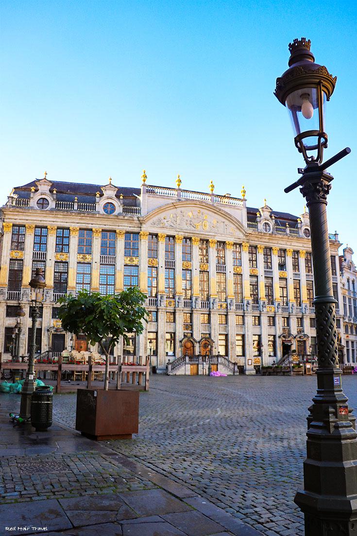 Гран-Плас, Брюссель