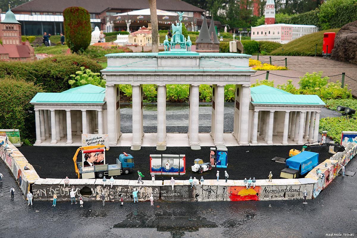парк Европа в миниатюре, Брюссель, Бельгия
