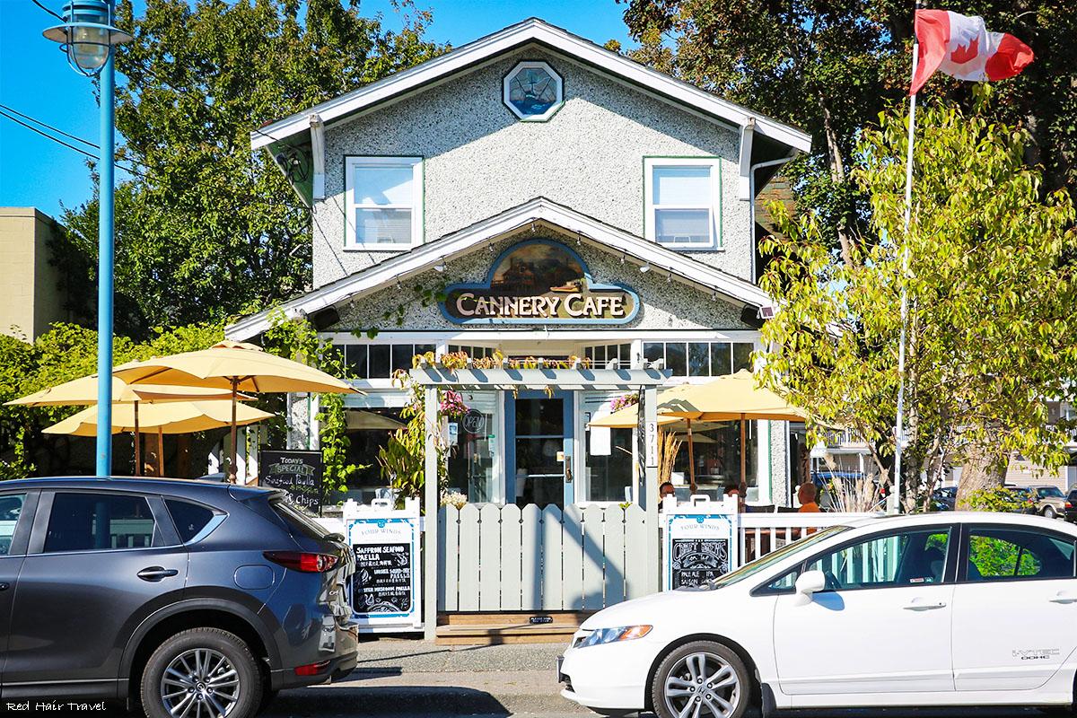 Cannery Cafe, Steveston
