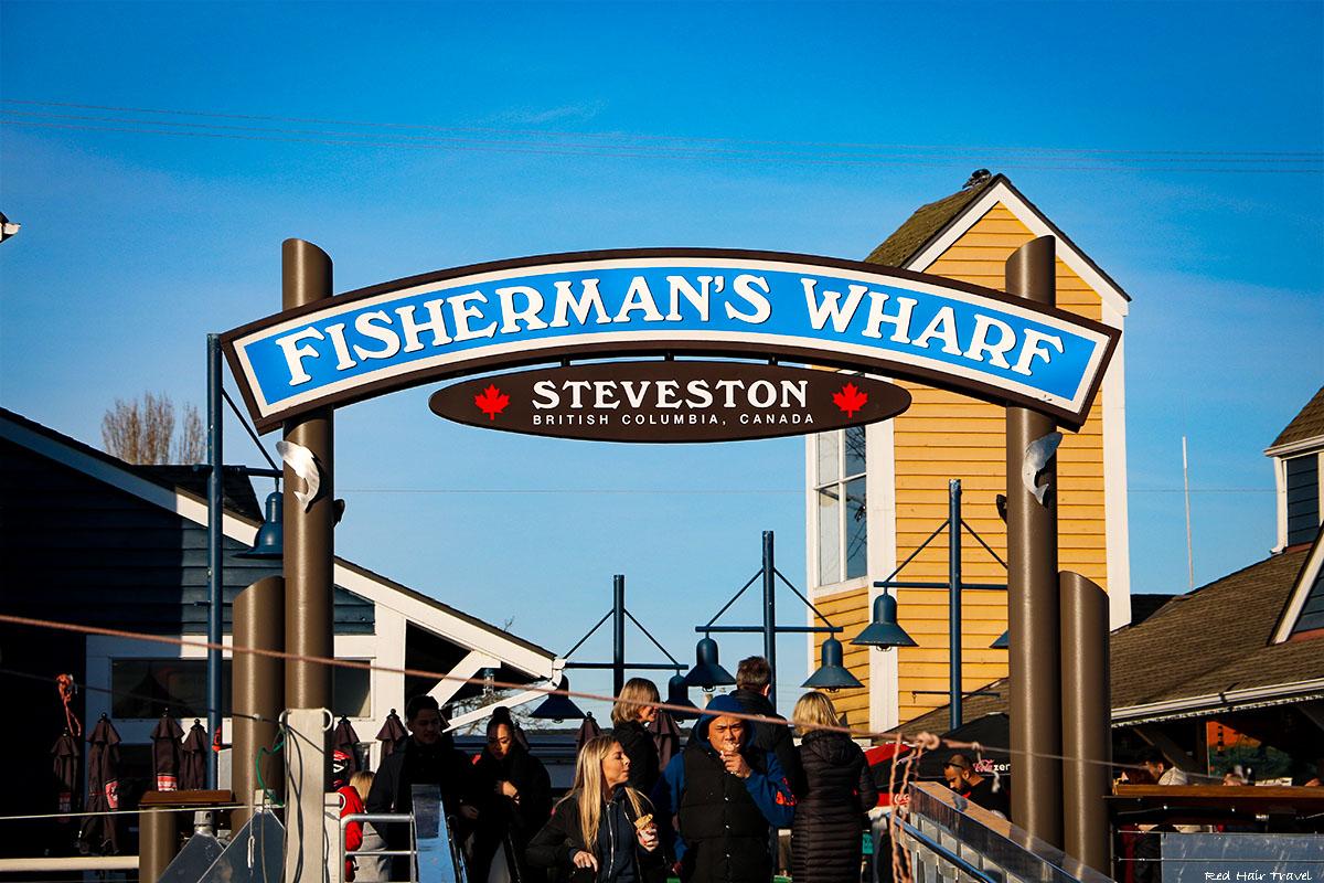 Fish Market (Steveston Harbour)