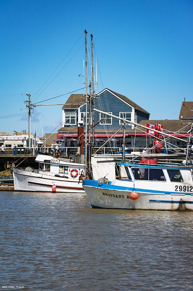 Steveston harbour, Стивстон