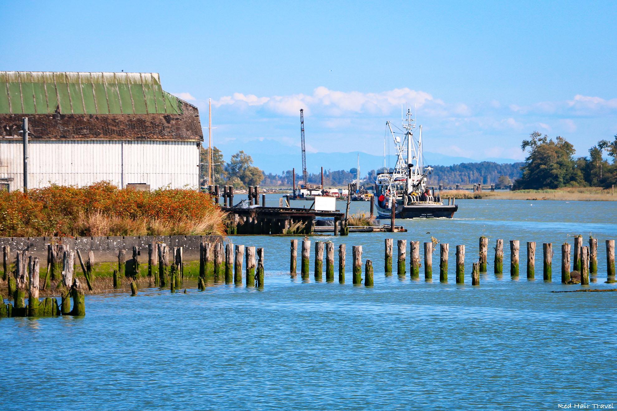 Britannia Shipyards, Steveston