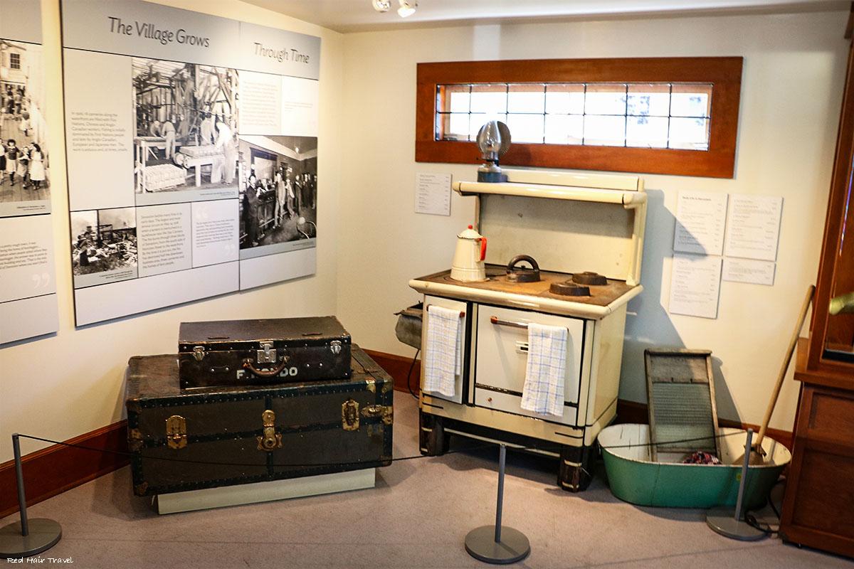 Музей Стивстона (Steveston Museum)