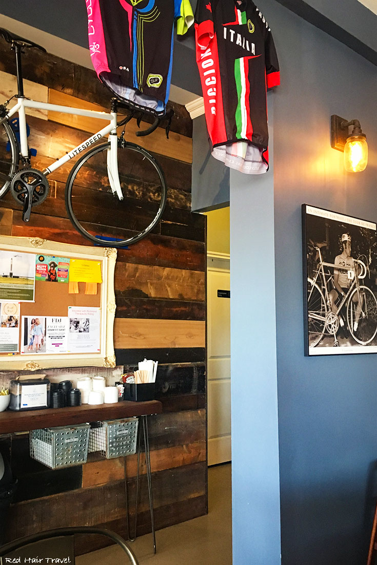 Sanctuary Cafe, Стивстон