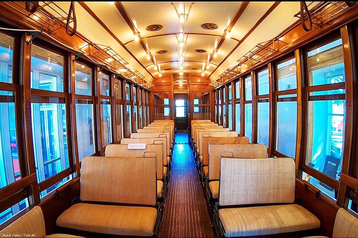 Interurban Tram