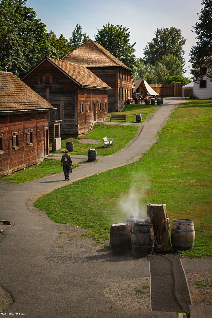 Bastions Gallery, Fort Langley