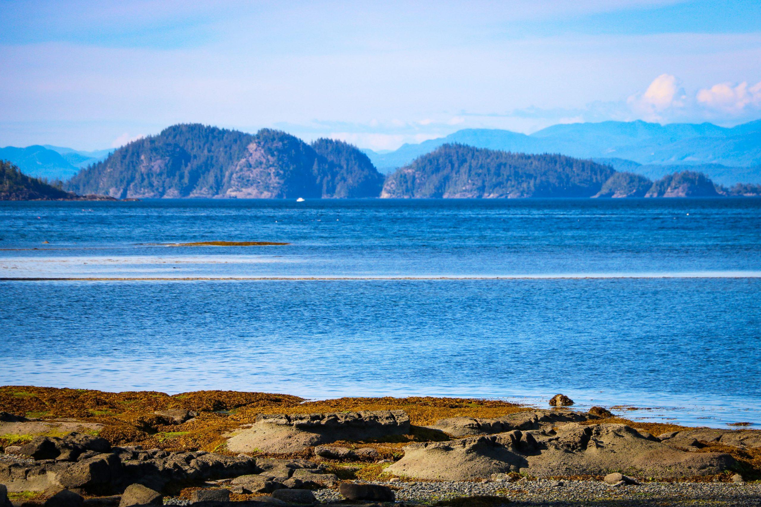 Port Hardy, North Vancouver Island