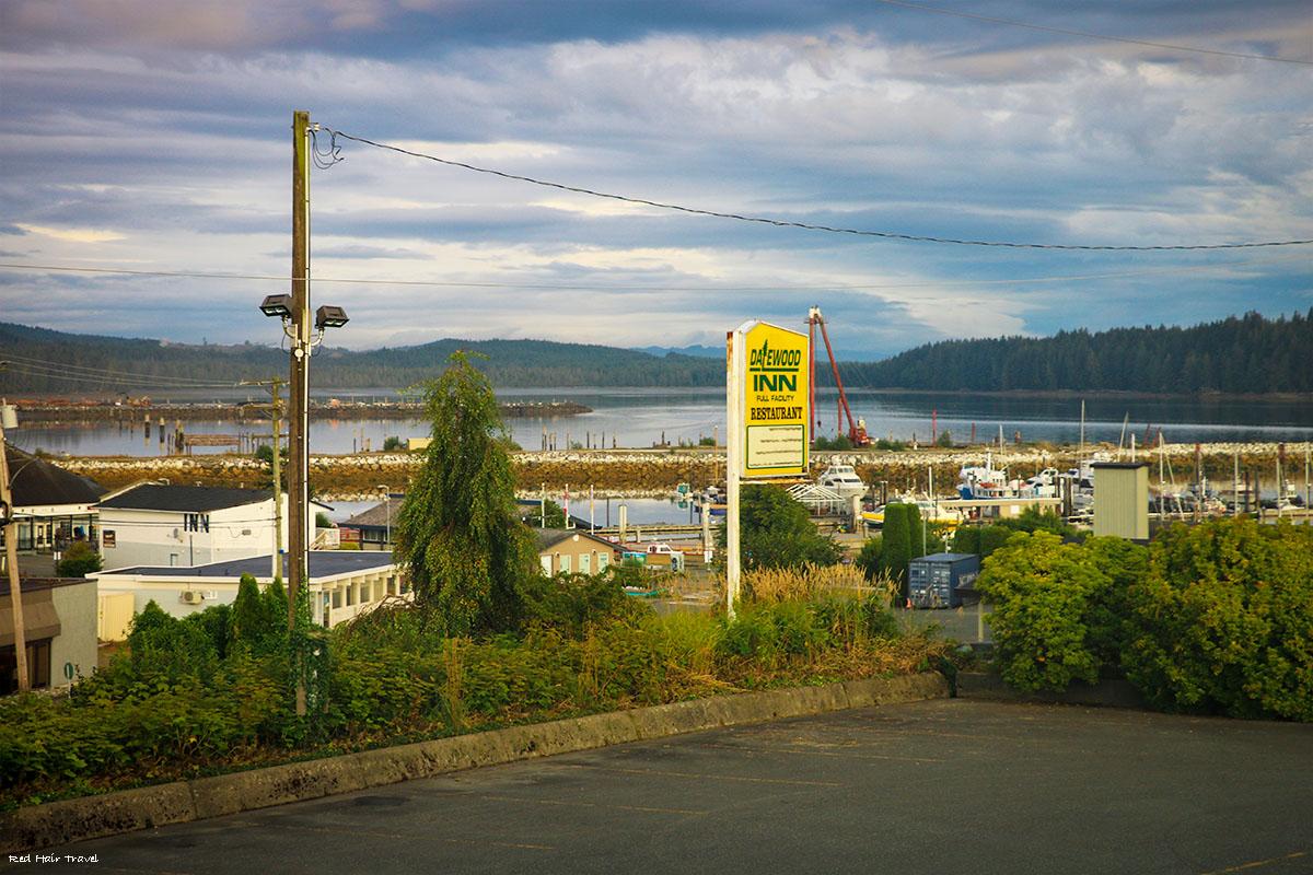 Dalewood Inn, Port McNeill