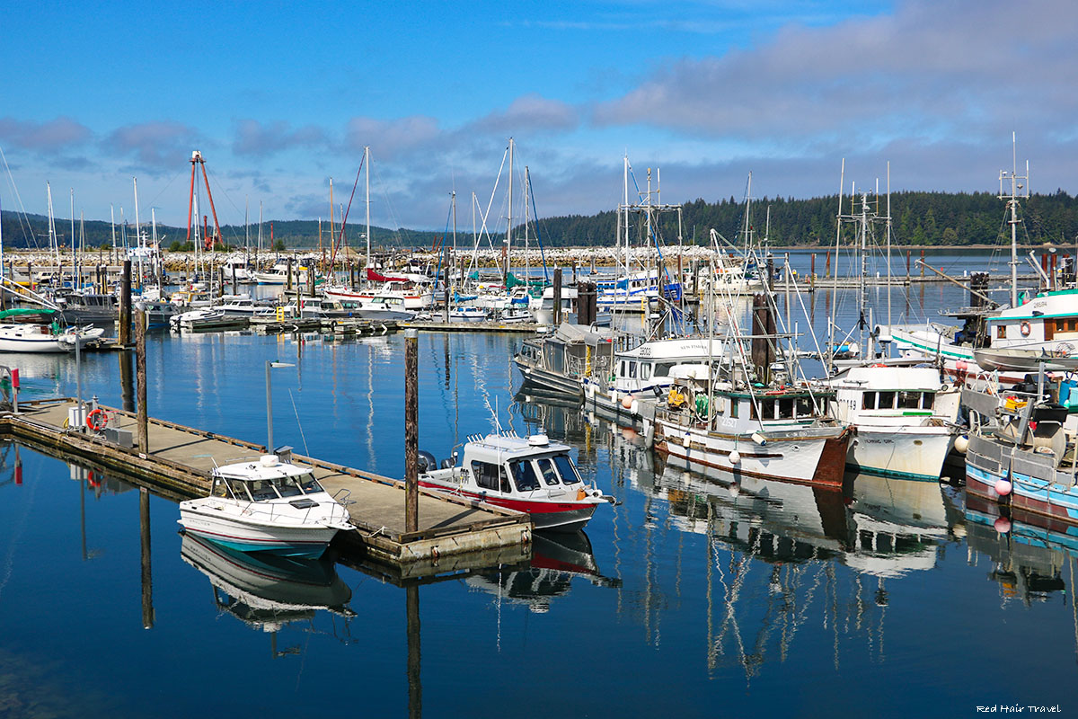 Port McNeill, North Vancouver Island