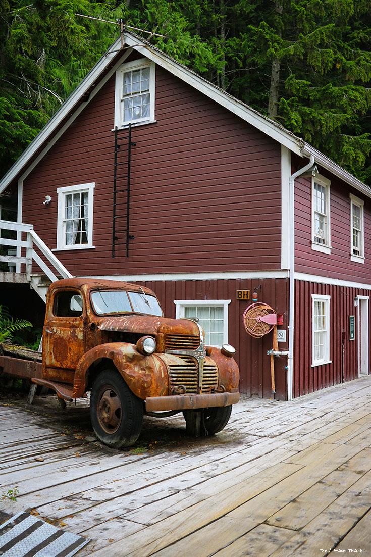 Telegraph Cove, North Vancouver Island