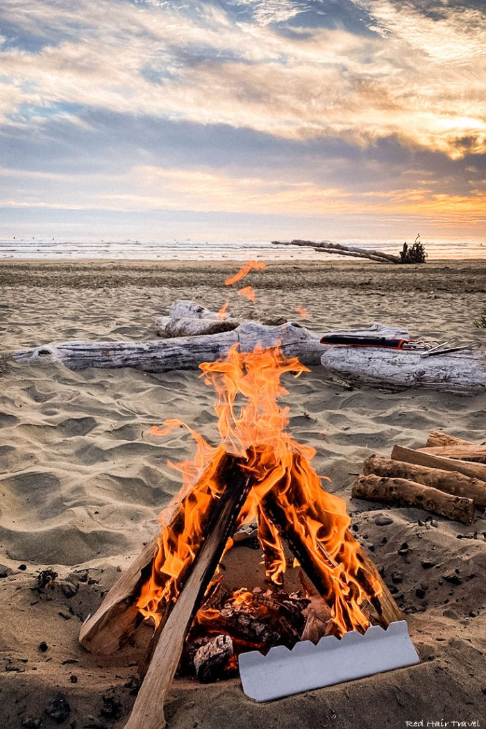 campfire tofino