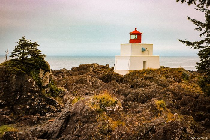 Lighthouse loop Ucluelet