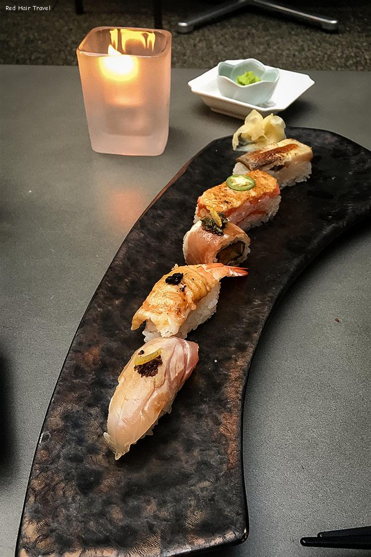 ресторан японской кухни, Ванкувер, Minami