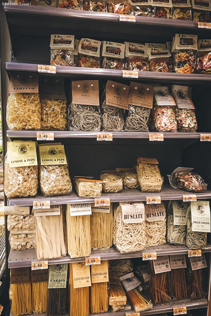 макароны в Италии
