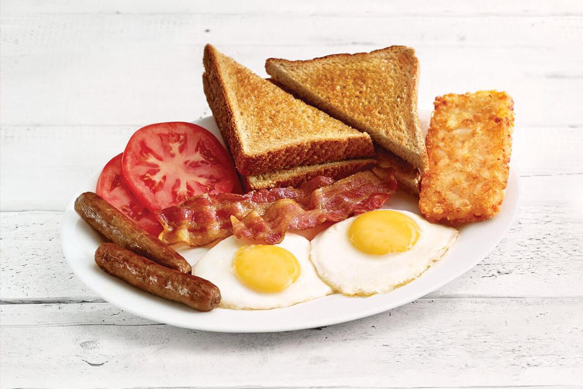 недорогой завтрак в Ванкувере