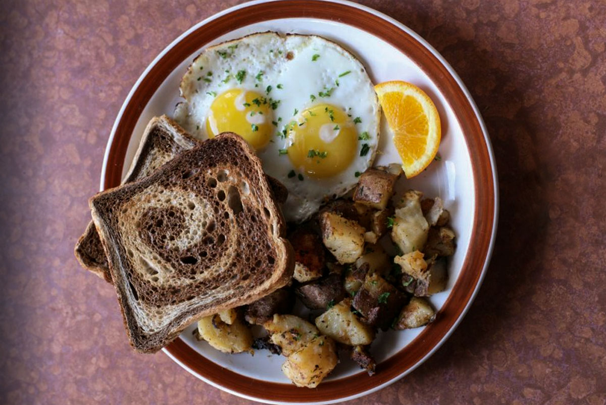 где поесть в Ванкувере, завтрак