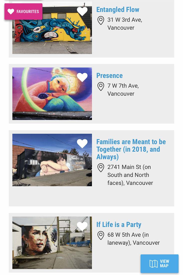 муралы Ванкувера, Mount Pleasant