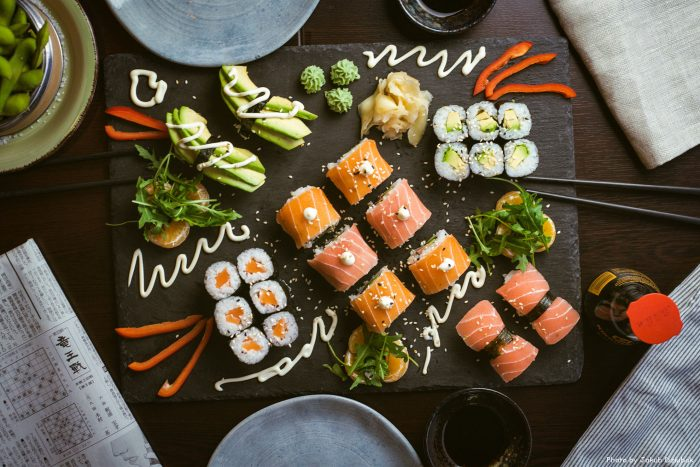рестораны японской кухни в Ванкувера