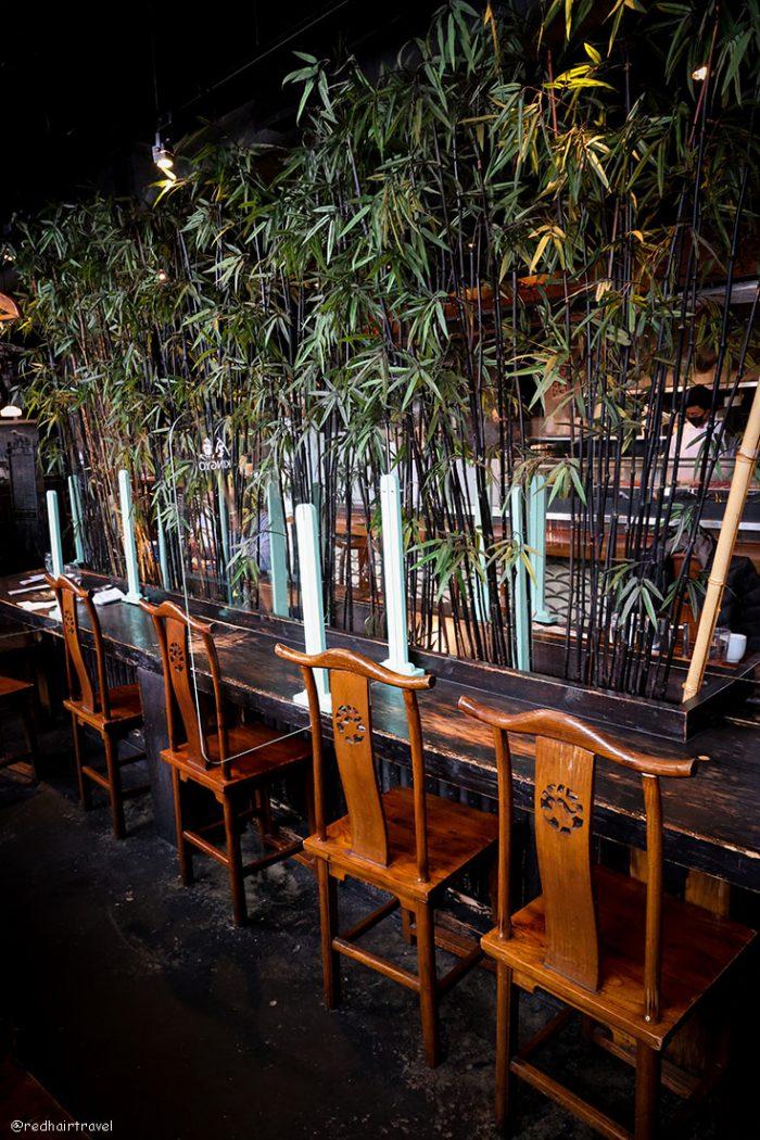 рестораны японской кухни в Ванкувере, Kingyo