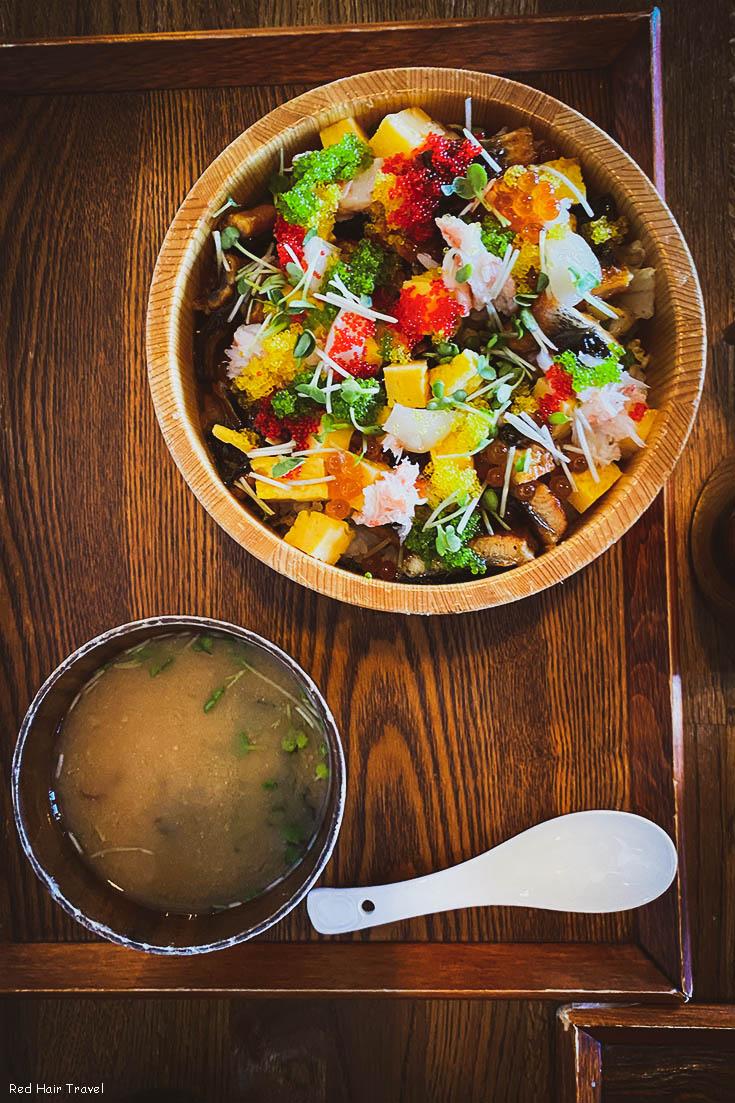 рестораны японской кухни в Ванкувере, Raisu