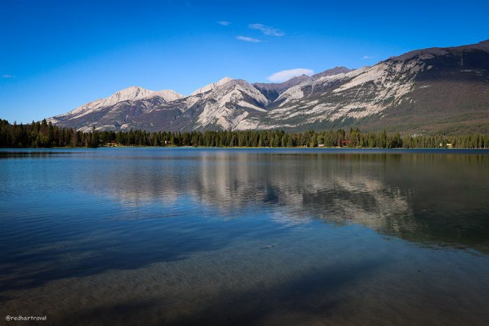Lake Edith, Jasper, Rockies