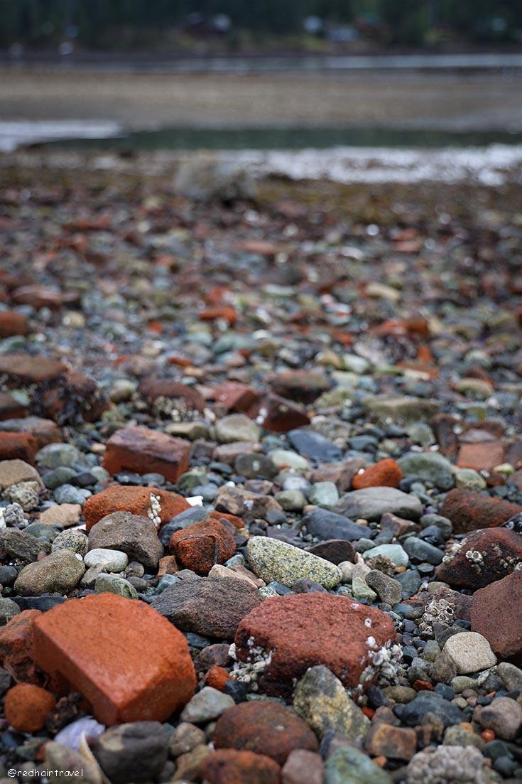 Brickyard Beach, Gabriola Island