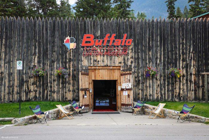 Музей Buffalo Nations Museum, маршрут по Скалистым Горам Канады
