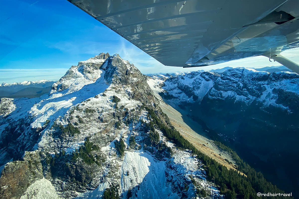 Ванкувер, тур на самолете