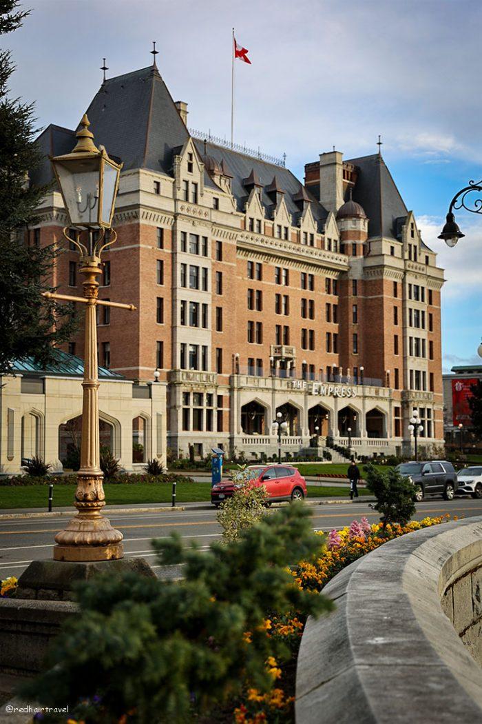 Отель в Виктории