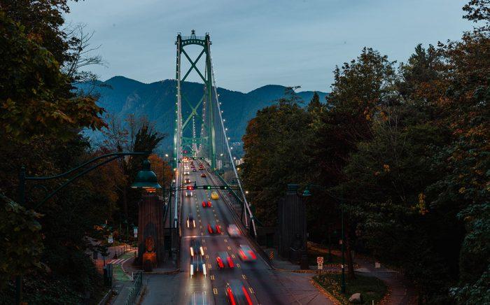 Ванкувер и Остров Ванкувер за 2 недели, lions gate