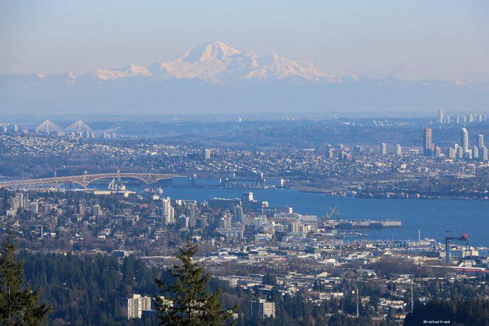 Ванкувер и Остров Ванкувер за 2 недели, cypress lookout