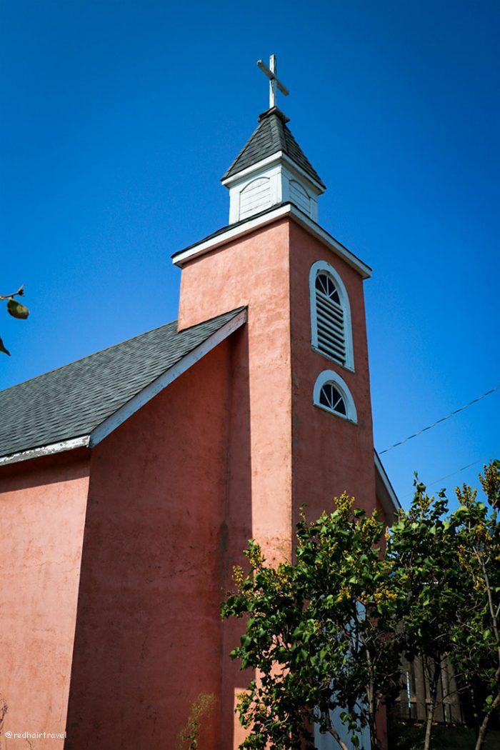 Lytton Church