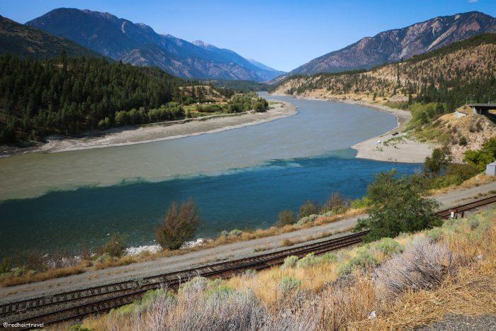 Lytton, Gold Rush Trail, BC