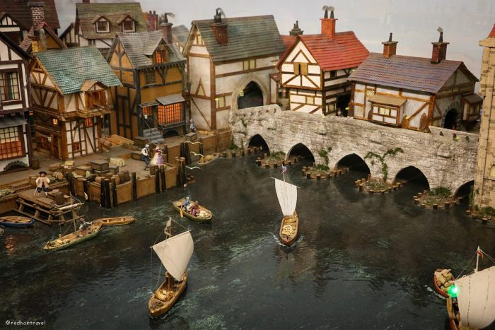 Ванкувер и Остров Ванкувер за 2 недели (маршрут), музей миниатюр Виктория