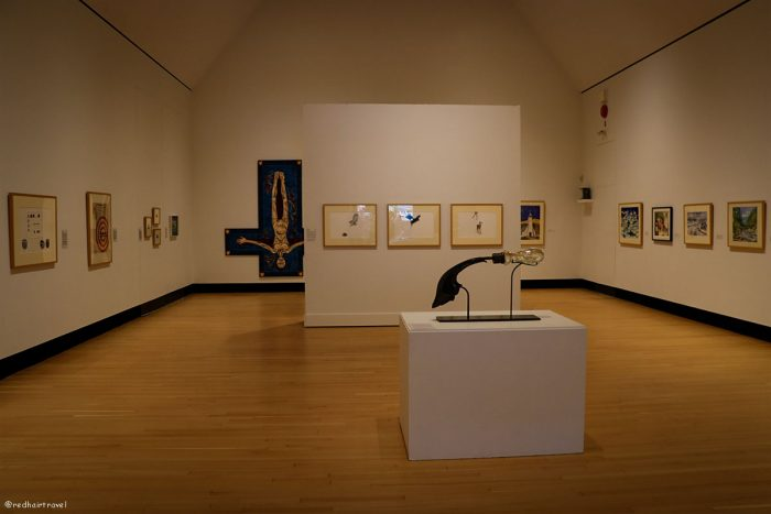 Prince George, art gallery, маршрут по Gold Rush Trail, BC