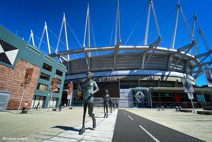 BC Place, Stadium