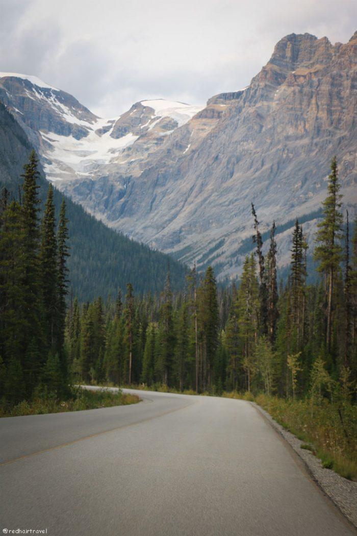 Rockies, маршрут по Скалистым Горам Канады