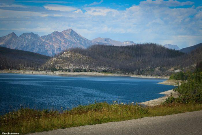 Medicine Lake, Джаспер