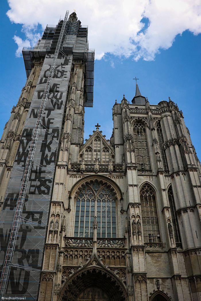 Антверпен, Бельгия, собор
