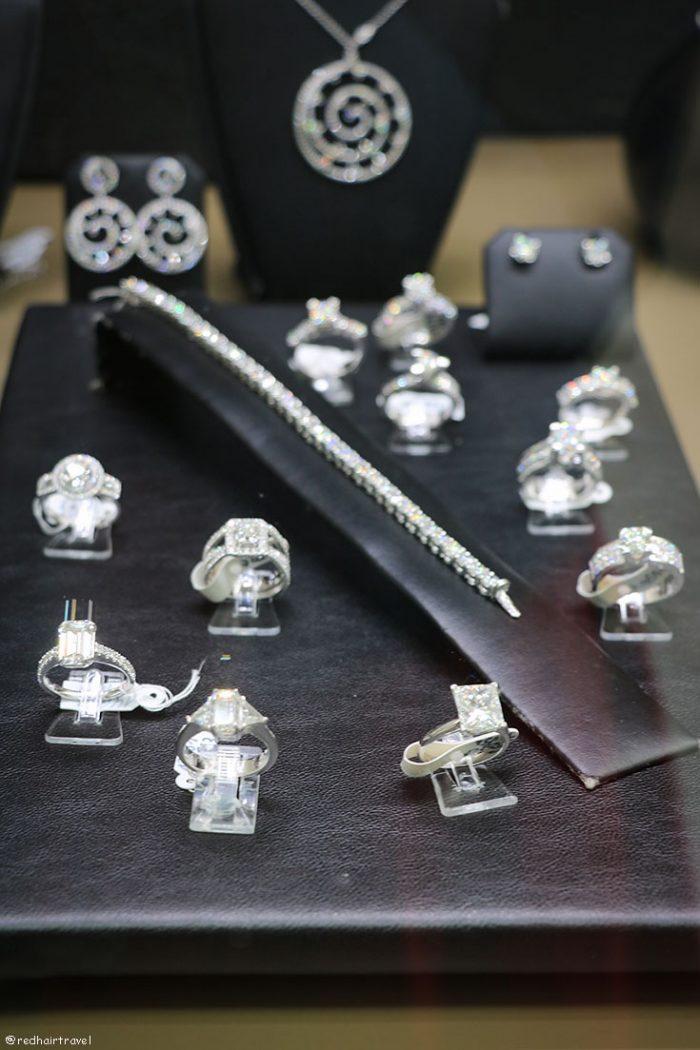 Антверпен, Бельгия, музей бриллиантов