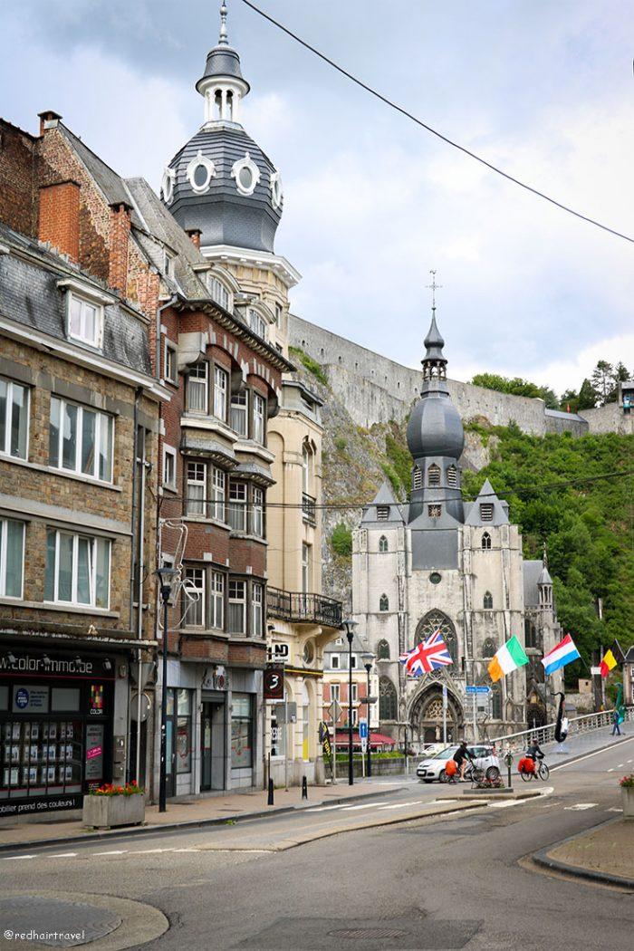 Динан, Бельгия